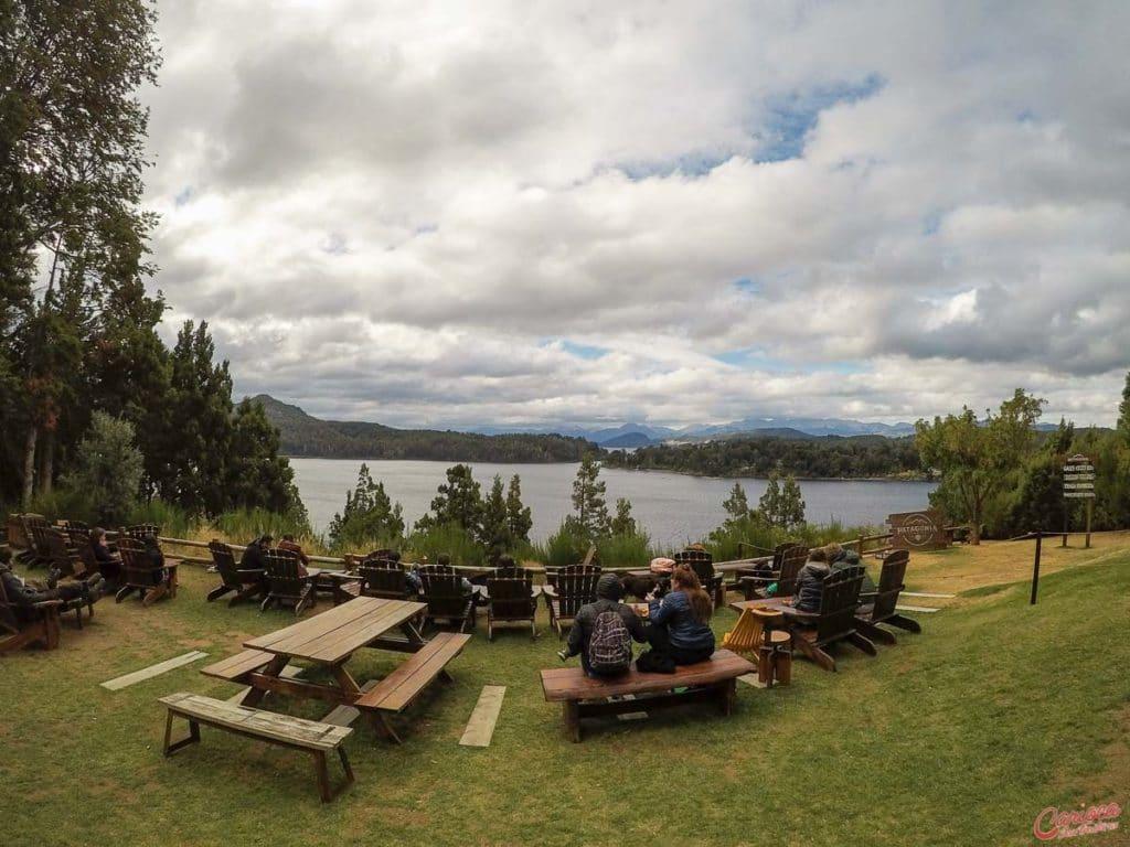 Deck Cervejaria Patagonia